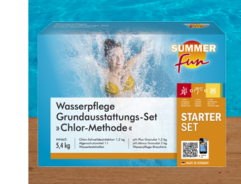 Pools Produkttipp - Starterset